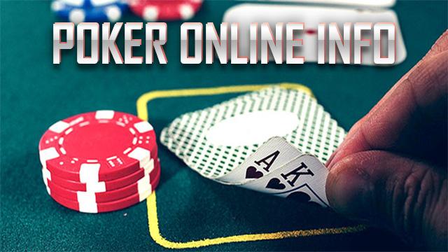 Awalan Bermain Poker