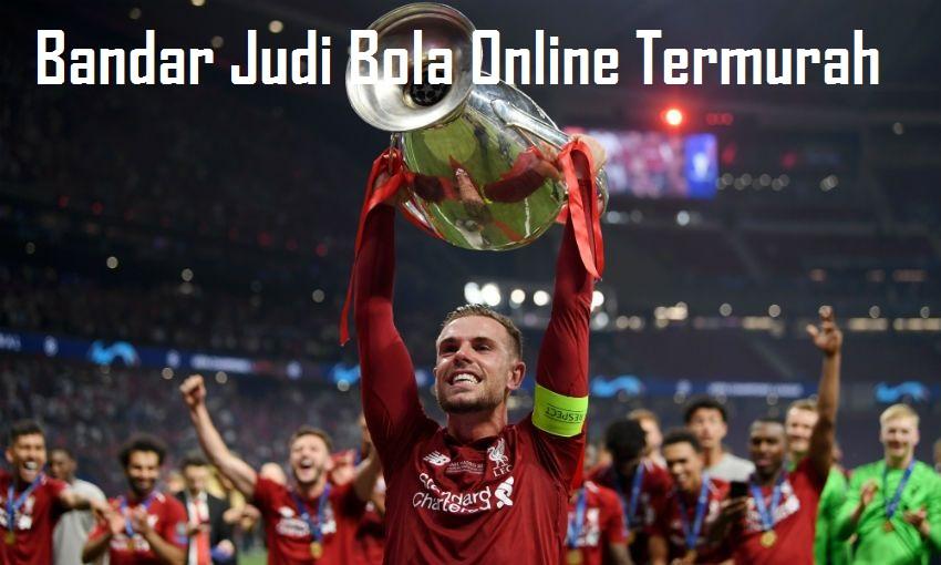 Bandar Judi Bola Online Termurah