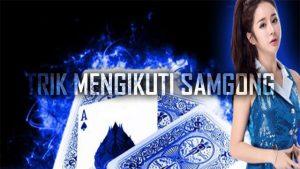 Tahapan Unggulan Betting Samgong