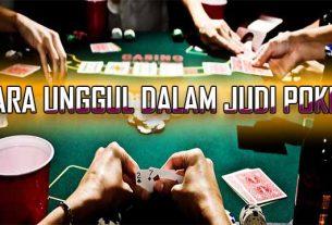 Langkah Awalan Mengikuti Poker Online