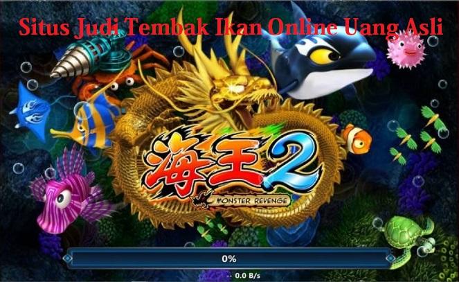 Situs Judi Tembak Ikan Online Uang Asli