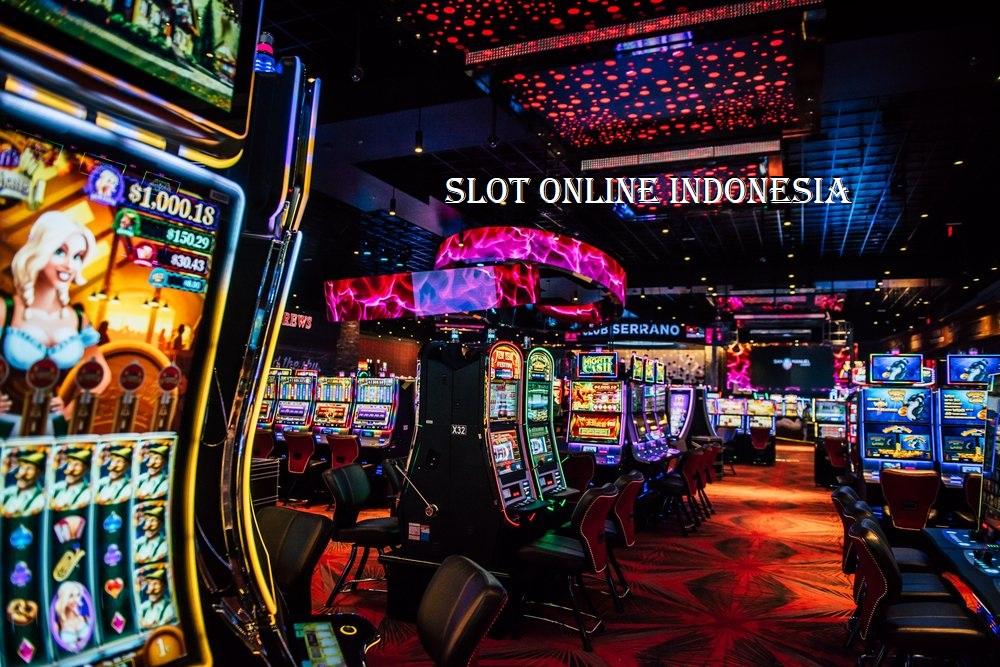 Slot Online Indonesia Terpercaya